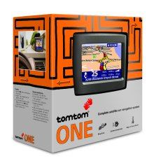 TomTom ONE Box Shot