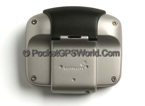 TomTom RIDER Back View