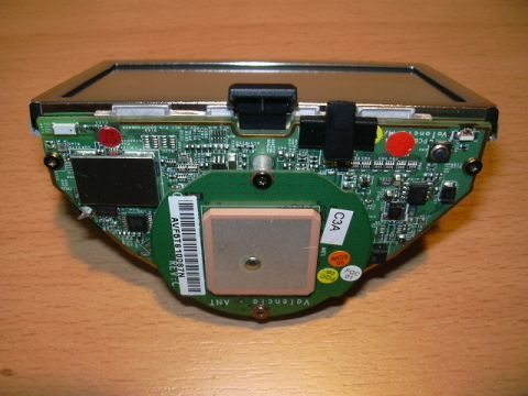 Inside The Tomtom Go 910