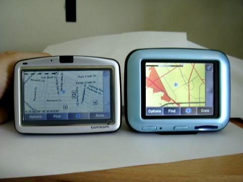 inside the tomtom go 910 rh pocketgpsworld com TomTom Go 910 Update Maps TomTom Go 620