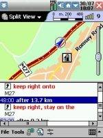 TomTom Navigator software